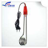 China 1500w 220v red  iron immersion water heater on sale