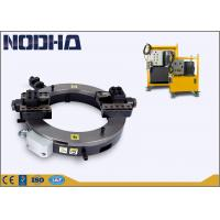 China High Speed Portable Pipe Cutting Machine With Hydraulic Driven on sale