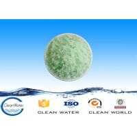 Cheap High purity chemical ferrous sulfate blue green crystals for producing disinfectant for sale