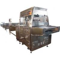 Quality Chocolate Enrober Machine with Cooling Tunnel wholesale