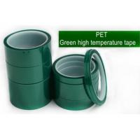 Cheap Polyester Silicone Adhesive Electroplating Tape Heat Resistant for sale