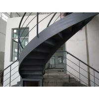 Cheap Sturdy Stairs Fabrication Multi Storey Steel Structure Safety Modern High Strength wholesale