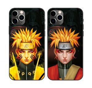 Cheap Flips Effect 3D Lenticular Phone Case For Iphone 11 ,Plastic 3D Lenticular Cell Phone Case Of Anime for sale