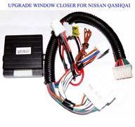 China Car Automatic Window Closer for NISSAN QASHGAI original car on sale