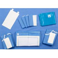 Cheap C Section Custom Surgical Packs With Collecting Bag For Caesarean Baby Birth Surgery for sale