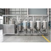 Cheap High Quality 15 Bbl Steam Powered Brewhouse for sale