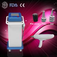Cheap hottest sale  Q-switched Nd-yag laser machine tattoo removal for beauty clinic for sale