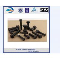 Cheap Q235 12.9 Grade Railway Bolt And Nut Fastening Part ISO9001 / SGS for sale