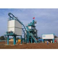Cheap Container Type 80T Output Asphalt Mixing Plant With 6800mm Length Drying Drum And Itlia Burner wholesale