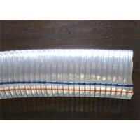 China PVC Steel Wire Hose (Food Grade) on sale