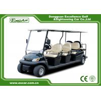 Buy cheap Comfortable 2 Seater Electric Sightseeing Car ADC 48V 5KW Acim from wholesalers