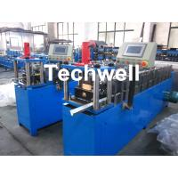 Buy cheap Light Steel Truss Stud Roll Forming Machine Thickness 0.4-1.0mm , 70mm Axis from wholesalers