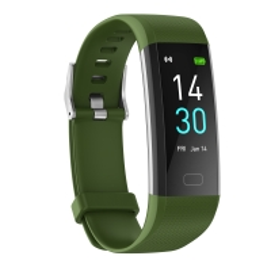 Cheap Bluetooth 5.0 IP68 TELEC Blood Oxygen Smartwatch HRS3300 for sale