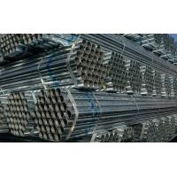 Cheap ASTM A53, BS1387, DIN2244 ERW Black / Galvanized / oil coated GB Welded Steel Pipes / Tube for sale