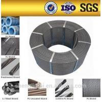 China anchor wire prices/prestressing concrete steel strands/cable strands on sale