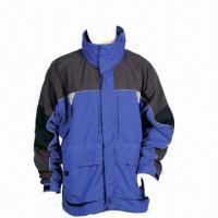 Cheap Men's Winter Jackets, Made of Nylon for sale