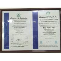 Shenzhen Jianhongda Technology Co., Limited Certifications