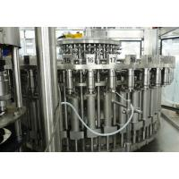 Cheap PET bottles Beverage Filling Machine include Rotary rinser, Rotary filler, Rotary capper for sale