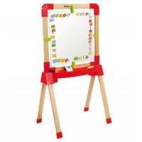 Cheap Wooden Smoby Adjustable Easel for sale