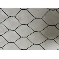 Cheap High End PVC Coated Hexagonal Chicken Galvanized Wire Netting  For Garden for sale