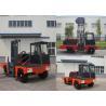 Buy cheap Multi - Direction 5000kg Diesel Engine Forklift Side Loader 6 meter Highest Mast from Wholesalers