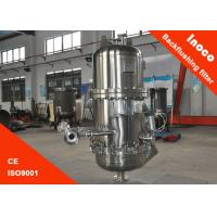 Cheap Oil Automatic Backflushing Filter for sale