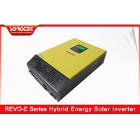 Buy cheap On Off Gird Hybrid Inverter Connected with Battery for Office Appliances 5.5kw from wholesalers