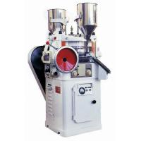 Cheap Chemical Industry Double Rotary Tablet Press Machine / Bi-Layer Tablet Press 60kn for sale
