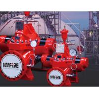 Cheap NM Fire Split Case Fire Pump With Jockey Pump UL/FM 500 GPM @ 180 PSI for sale