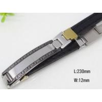 China Customized Rubber stainless steel bangle Bracelet for Men 1450021 on sale