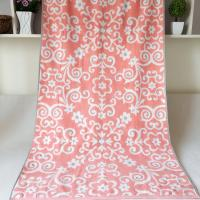 Customized Elegant Jacquard  Beach Towels