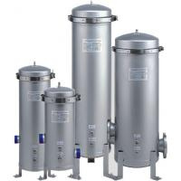 China V band clamp top Cartridge Filter Vessels housing for dairy food & beverage on sale