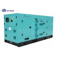Cheap Heavy Duty 180 kVA Cummins Quiet Diesel Generator For Continuous Power Generation for sale