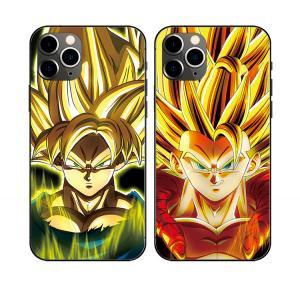 Cheap Goku 3D Lenticular Flip Plastic Phone Case For Souvenir for sale