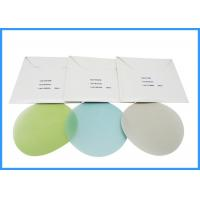 Cheap Diamond Polishing Lapping Films 3um Thickness White Black Green Pink Color for sale