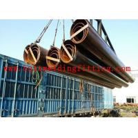 China 600grit Polished Welded Stainless Steel Pipe For Decoration 201 / 304 / 410 / 430 Grade on sale