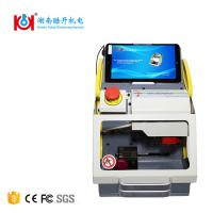 China Locksmith Key Cutting Machine Duplicate Automatic Car Key Code Cutting Machine on sale