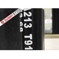 China ASTM A213 T91 Seamless alloy tube on sale