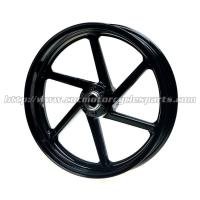 China Forged Alloy Custom motorcycle wheels and tires For VFR 750 CBR400 CBR600 on sale