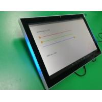 China 10 Inch Integrated LED Light Wall Touch Display POE Powering Android Wifi Ethernet Tablet PC on sale