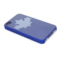 Cheap Maple leaf design multi-color iphone protective canada cases For iPhone 4 --I4-051 for sale