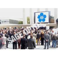 Cheap Outdoor SMD P6 LED Video Walls Full Color Interactive Advertising LED Billboard wholesale