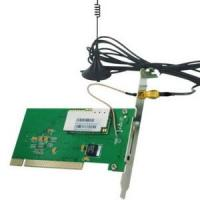 Cheap HSUPA PCI Wireless Modem with Linux Drivers for sale
