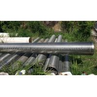 Cheap Stainless Steel 304 Johnson Wire Screen Pipe , Johnson Filter Screen for sale