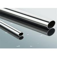 China JIS AISI 410S Round Welded Stainless Steel Pipe , 6mm - 426mm OD on sale