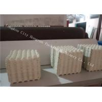 Cheap 1500 - 6000 Capacity Paper Egg Crate Making Machine For Egg Trays / Egg Cartons / Egg Box for sale