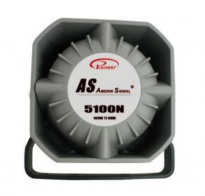 Cheap high performance 100 watt 11ohm vehicle alarm siren speaker for sale