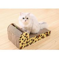 Quality Light Weight Modern Cat Scratchers Paper Raw Material With Water Repellent wholesale