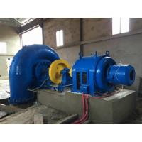 Cheap Mini / Micro / Small Francis Hydro Turbine , Francis Turbine Generator for sale