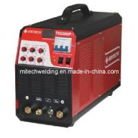 Cheap Inverter DC Pulse TIG/MMA Welding Machine-Dual Voltage (TIG300PII) for sale